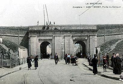 Brest b 09_08_57 Porte du Conquet.jpg