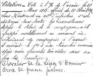 Héliès Jean Marie Lampaul ploudalmezeau patrick milan anne apprioual guerre 1914 1917 14 18 patrimoine histoire plouguin finistere