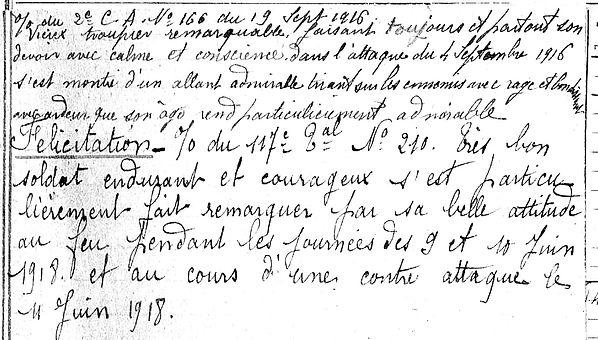 Capitaine herve henri argol antilly 14-18 Finistère Non Mort France Réformé maladie tuberculose suicide fusillé accident