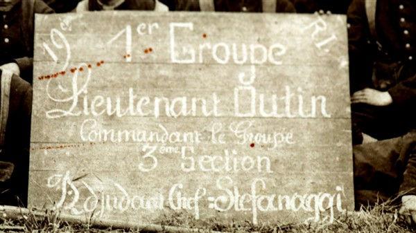 treouergat finistere patrimoine plouguin histoire guerre 14 18 1914 1918 patrick milan Venneuguès lieutenant outin dutin 19 régiment infanterie stefanaggi