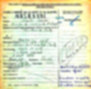 mezennec charles georges quimper toulon 14-18 Finistère Non Mort France Réformé maladie tuberculose suicide fusillé accident