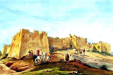 Fort l'Empereur - Alger