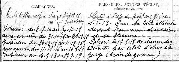 Omnès jean Lampaul ploudalmezeau patrick milan anne apprioual guerre 1914 1917 14 18 patrimoine histoire plouguin finistere saint pabu