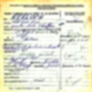 Kerloch clet yves marie plogoff sontay marseille 14-18 Finistère Non Mort France Réformé maladie tuberculose suicide fusillé accident