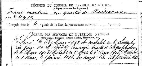 pellae françois marie plouhinec paris renault billancourt 14-18 Finistère Non Mort France Réformé maladie tuberculose suicide fusillé accident