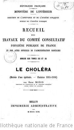 Le_choléra__Henri_Monod,_premier_direct