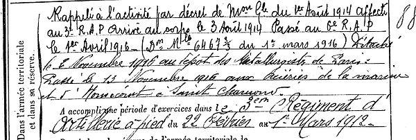 boedec charles yvesmarie rumengol 14-18 Finistère Non Mort France Réformé maladie tuberculose suicide fusillé accident