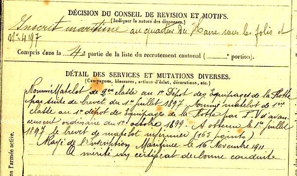 thomas rene joseph morlaix havre 14-18 Finistère Non Mort France Réformé maladie tuberculose suicide fusillé accident