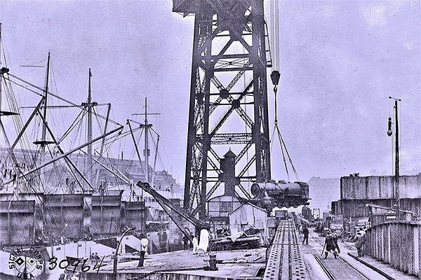 baldwin troops sailor agamemnon US ship WWI war guerre 14 18 1914 1918 george lane silver spring maryland patrick milan finistere brest aberwrach