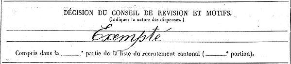 provost herve brest 14-18 Finistère Non Mort France Réformé maladie tuberculose suicide fusillé accident