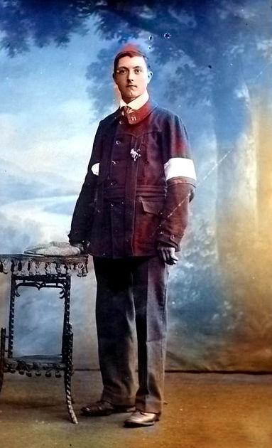 Béquinot kommando 20 Treouergat plouguin patrimoine histoire guerre 1914 1918 paris patrick milan