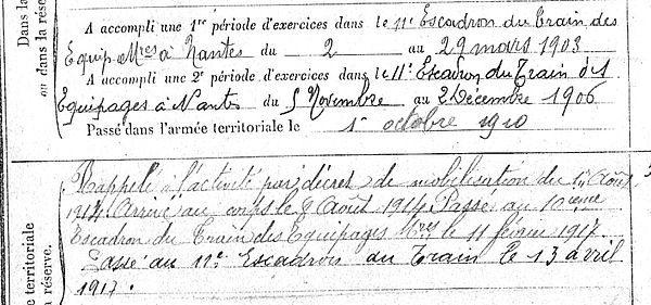 Copy François Jean Marie Lampaul ploudalmezeau patrick milan anne appriou guerre 1914 1917 14 18 patrimoine histoire plouguin