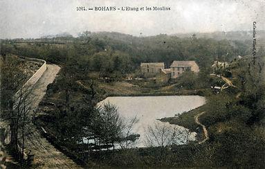 Bohars l'étang et les moulins.jpg