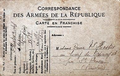 L'Hostis Michel Marie madeleine simier poullaouec patrick milan treouergat finistere guerre 1914 14-18