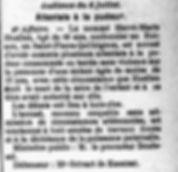 Huellen Hervé Marie morlaix saint pierre quilbignon brest bagne guyane bagnard