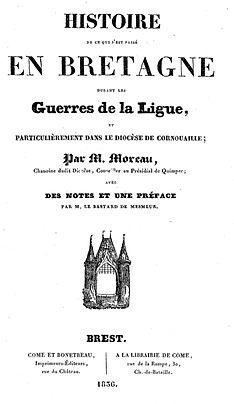 Histoire en Bretagne _ Guerres de ligue.