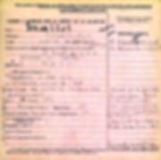 mallet theophile louis concarneau contre torpilleu mortier brest 14-18 Finistère Non Mort France Réformé maladie tuberculose suicide fusillé accident