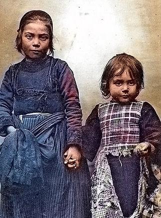Enfants bretagne plouguin patrimoine histoire patrick milan