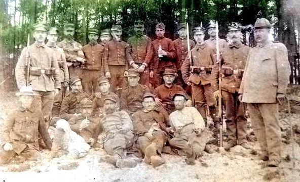 jean venneugues genevieve patrick milan treouergat plouguin guerre 1914 14 18 patrimoine histoire