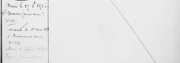 Narvor Marie Anne saint yvi elliant mazet simonet bagne guyane