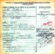 le gall jean louis kerlouan toulon le gall jean marie joseph coray mans 14-18 Finistère Non Mort France Réformé maladie tuberculose suicide fusillé accident