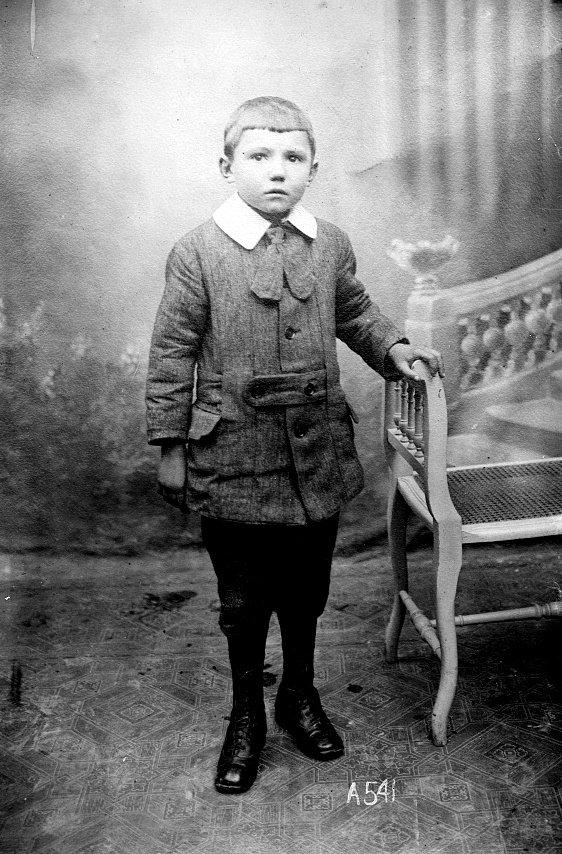 larnicol pierre pont abbé Adopte orphelin finistere guerre 14 18 1914 1918 américain