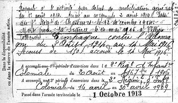 Déniel Yves Marie Lampaul ploudalmezeau patrick milan anne appriou guerre 1914 1917 14 18 patrimoine histoire plouguin finistere