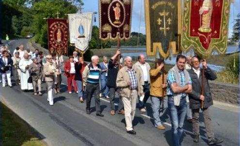 Locmajan pardon Ploudalmézeau Finistère tourisme randonnée sortie balade promenade loisir histoire patrimoine plouguin tréglonou saint-pabu découverte vacances circuit bretagne