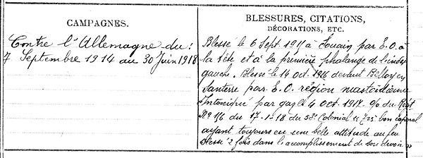 mevel jean argol belloy en santerre souainnoisy sur oise 14-18 Finistère Non Mort France Réformé maladie tuberculose suicide fusillé accident