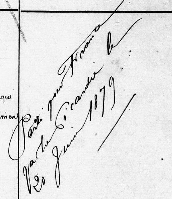 Valégan Ernest François brest communard commune paris bagne nouvelle caledonie finistere