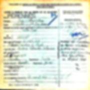 perennes henri albert marie esquibien rest 14-18 Finistère Non Mort France Réformé maladie tuberculose suicide fusillé accident