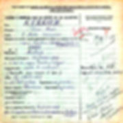 kerrien pierre marie plouenan  saint pol leon lages rauenfels dakar senegal bresil 14-18 Finistère Non Mort France Réformé maladie tuberculose suicide fusillé accident