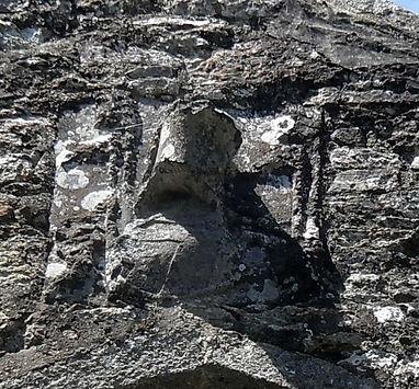 Blason locmajan Ploudalmézeau Finistère tourisme randonnée sortie balade promenade loisir histoire patrimoine plouguin tréglonou saint-pabu découverte vacances circuit bretagne