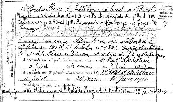 Cabon Yves Marie Lampaul ploudalmezeau patrick milan anne apprioual guerre 1914 1917 14 18 patrimoine histoire plouguin finistere saint pabu