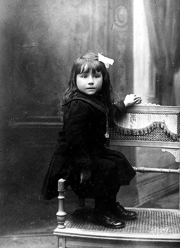 marie louise trealan rosporden Adopte orphelin finistere guerre 14 18 1914 1918 américain