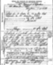 plouzane françois marie saint renan brest 14-18 Finistère Non Mort France Réformé maladie tuberculose suicide fusillé accident