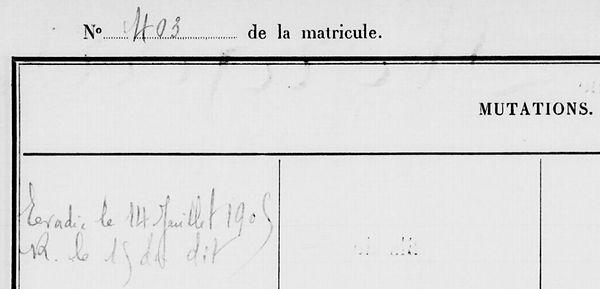 Kergoat Marie Françoise guiclan bagne guyane bagnard finistere peisir charles