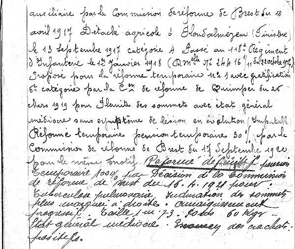 Provost Joseph Lampaul ploudalmezeau patrick milan guerre 1914 1918 14 18 patrimoine histoire plouguin finistere saint pabu treouergat bretagne poilu marin