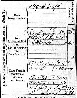 françois thepaut rosa begoc plouguin patrimoine histoire patrick milan guerre 14 18 1914 1918 finistere