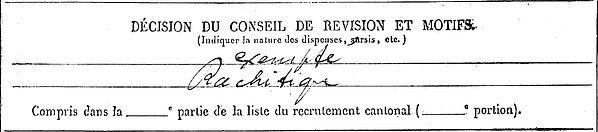mear laurent bodilis quimper 14-18 Finistère Non Mort France Réformé maladie tuberculose suicide fusillé accident