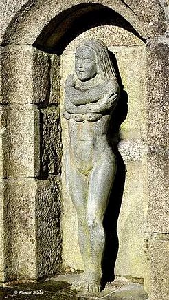 Sainte Gwenn Plouguin Patrimoine Histoir