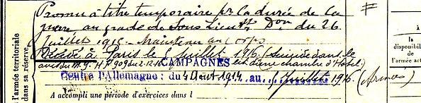 roujol louis arnaud brest bordeaux amedee 14-18 Finistère Non Mort France Réformé maladie tuberculose suicide fusillé accident