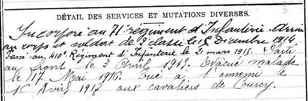 Morel Yves Marie Lampaul ploudalmezeau patrick milan anne apprioual guerre 1914 1917 14 18 patrimoine histoire plouguin finistere
