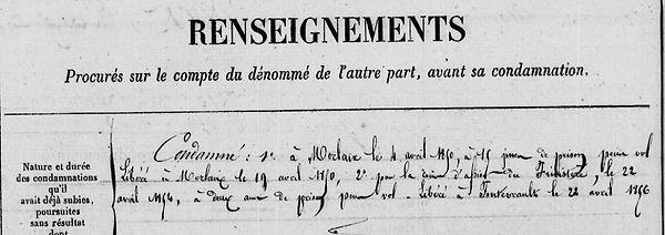 Poder François nijou taulé bagne bretagne baganrd