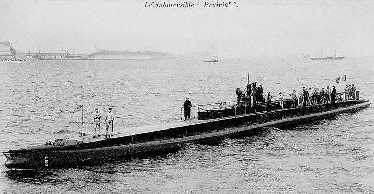 Prairial sous marin Le Roux Jean Marie Lampaul ploudalmezeau patrick milan anne apprioual guerre 1914 1917 14 18 patrimoine histoire plouguin finistere