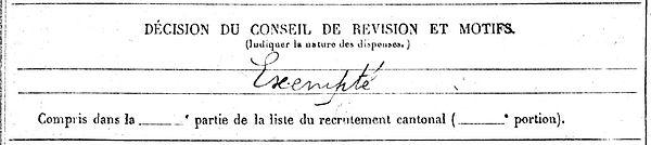 le marrec pierre jean brest lambezellec saint marc 14-18 Finistère Non Mort France Réformé maladie tuberculose suicide fusillé accident