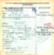 therene françois louis kerlouan contre torpilleur obusier dunkerque 14-18 Finistère Non Mort France Réformé maladie tuberculose suicide fusillé accident