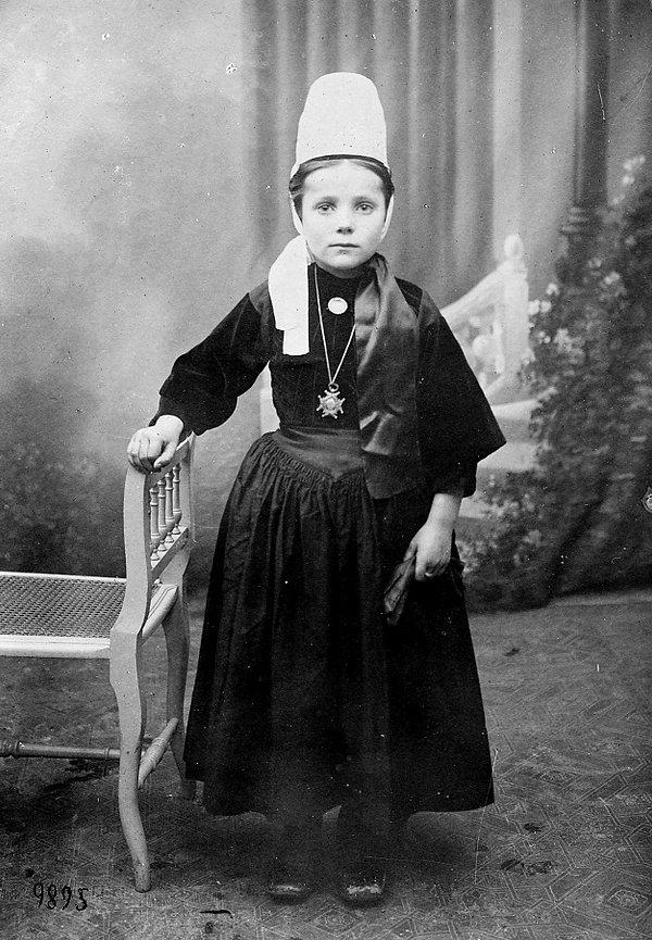 loctudy gouzien marie queffen 1914 1918 guerre mondiale finistere adopté orphelin 14 18