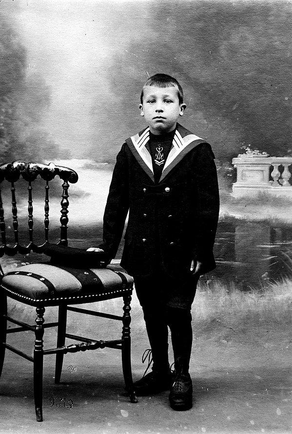 françois Adopte orphelin finistere guerre 14 18 1914 1918 américain trottin le hinglé