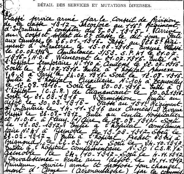 Deniel jean joseph marie edouard françois gaelle trebaol patrick milan plouguin patrimoine histoire guerre14 18 1914 1918 finistere